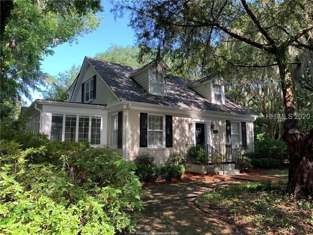 808 Hamilton Street, Beaufort, SC 29902 (MLS #404521) :: The Alliance Group Realty