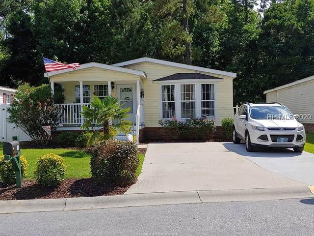 92 Pine Forest Drive, Bluffton, SC 29910 (MLS #404534) :: Judy Flanagan