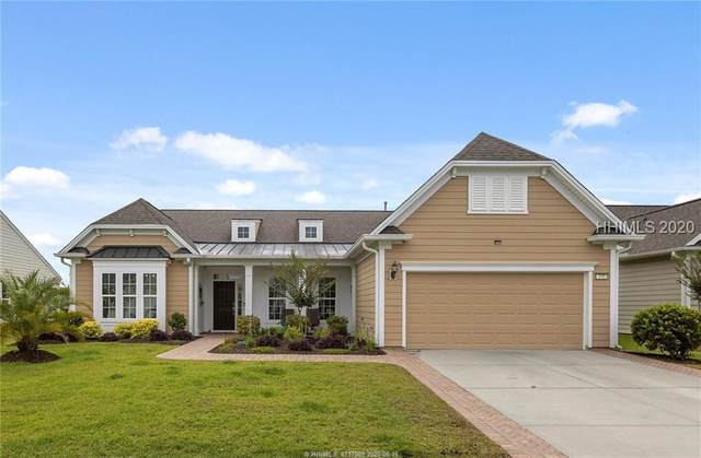 195 Eaglecrest Drive, Bluffton, SC 29909 (MLS #404536) :: The Alliance Group Realty