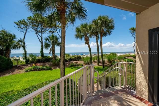 1 Beach Lagoon Road #1003, Hilton Head Island, SC 29928 (MLS #404539) :: Southern Lifestyle Properties