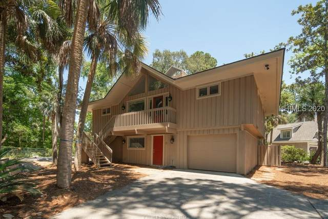 21 Canvasback Road, Hilton Head Island, SC 29928 (MLS #404540) :: Southern Lifestyle Properties