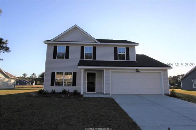 156 Red Pine Drive, Ridgeland, SC 29936 (MLS #404619) :: The Coastal Living Team