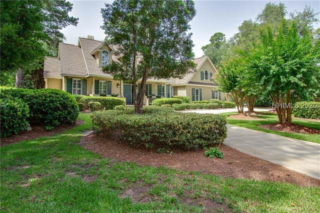 34 Peninsula Drive, Hilton Head Island, SC 29926 (MLS #404639) :: The Coastal Living Team