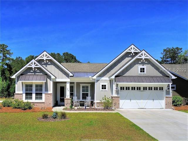 24 Little Pine Court, Bluffton, SC 29910 (MLS #404642) :: Beth Drake REALTOR®