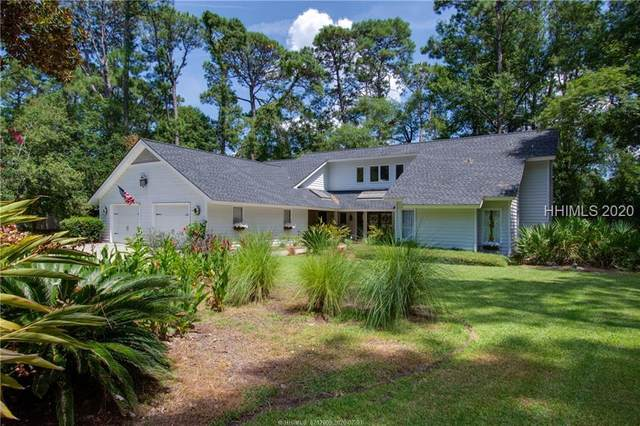 82 Saw Timber Drive, Hilton Head Island, SC 29926 (MLS #404660) :: Hilton Head Dot Real Estate