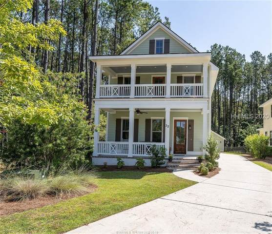 32 Blue Trail Court, Bluffton, SC 29910 (MLS #404668) :: Beth Drake REALTOR®