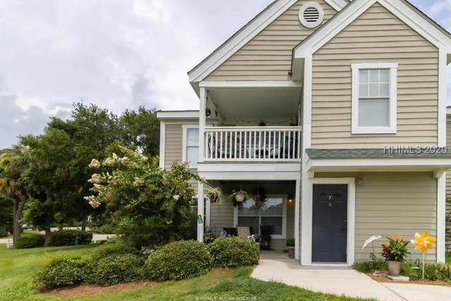 2 Old South Court 2E, Bluffton, SC 29910 (MLS #404689) :: RE/MAX Island Realty