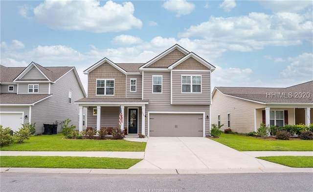 3945 Sage Drive, Beaufort, SC 29907 (MLS #404691) :: Schembra Real Estate Group