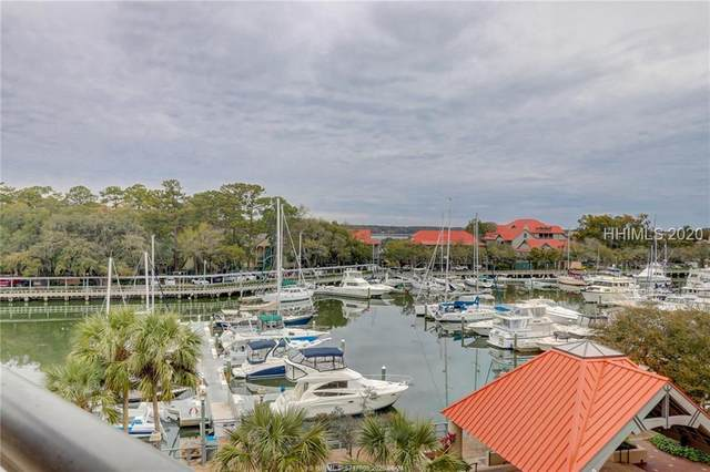 9 Harbourside Lane 7317A, Hilton Head Island, SC 29928 (MLS #404719) :: The Coastal Living Team