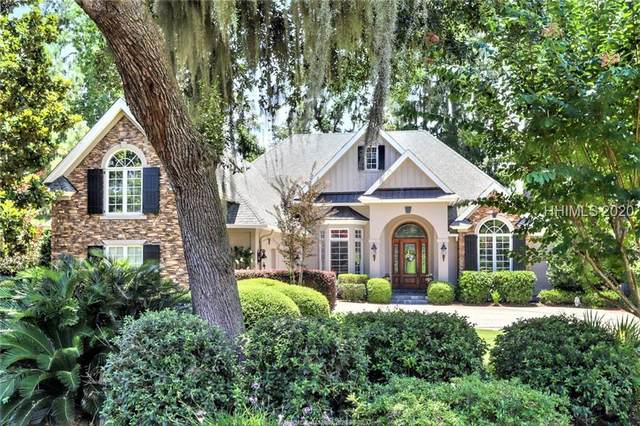 61 Lexington Drive, Bluffton, SC 29910 (MLS #404792) :: Collins Group Realty