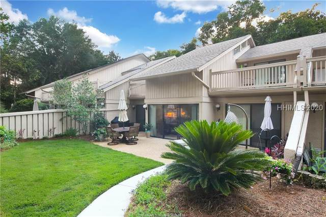 43 Cordillo Parkway #107, Hilton Head Island, SC 29928 (MLS #404821) :: Collins Group Realty