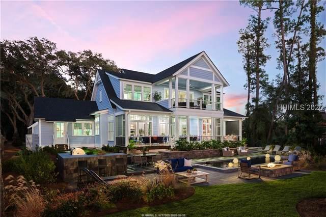 8 Sailstock Point, Hilton Head Island, SC 29926 (MLS #404822) :: Hilton Head Dot Real Estate