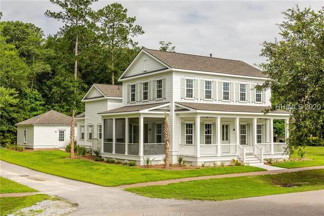 7 Great Heron Way, Bluffton, SC 29909 (MLS #404832) :: The Alliance Group Realty