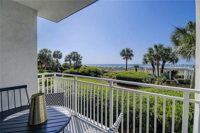 10 N Forest Beach Drive #3103, Hilton Head Island, SC 29928 (MLS #404858) :: Schembra Real Estate Group