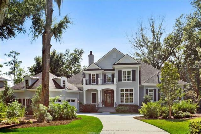 16 Middleton Gardens Place, Bluffton, SC 29910 (MLS #404866) :: Southern Lifestyle Properties