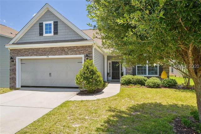 136 Crabble Mill Drive, Bluffton, SC 29909 (MLS #404867) :: RE/MAX Island Realty