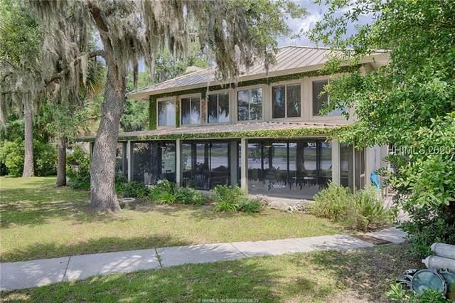 16 Kirk Bluff Road, Bluffton, SC 29910 (MLS #404868) :: Hilton Head Dot Real Estate
