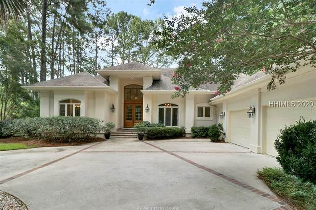 14 Spring Island Drive, Okatie, SC 29909 (MLS #404869) :: The Alliance Group Realty