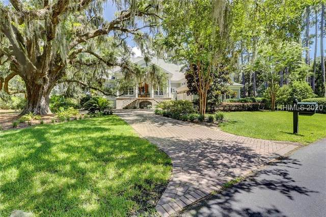 38 Whitehall Drive, Bluffton, SC 29910 (MLS #404884) :: The Alliance Group Realty