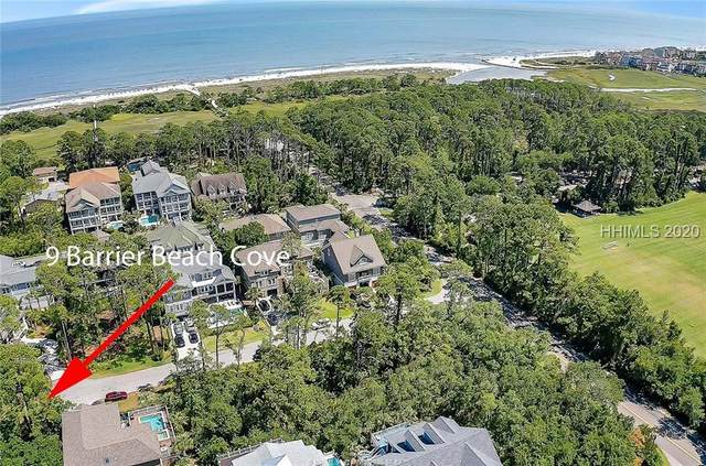 9 Barrier Beach Cove, Hilton Head Island, SC 29928 (MLS #404918) :: Collins Group Realty