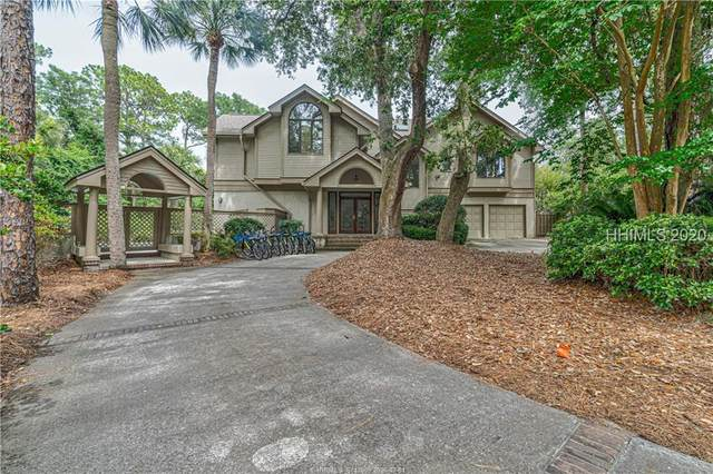 23 Duck Hawk Road, Hilton Head Island, SC 29928 (MLS #404928) :: RE/MAX Island Realty