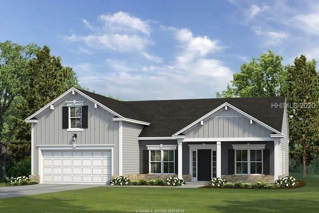 24 Benton Circle, Bluffton, SC 29910 (MLS #404951) :: The Coastal Living Team