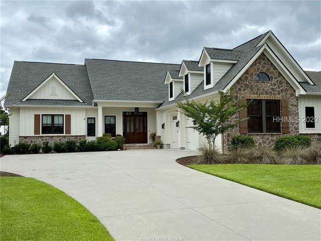 9 Anchor Cove Ct, Bluffton, SC 29910 (MLS #404957) :: Hilton Head Dot Real Estate