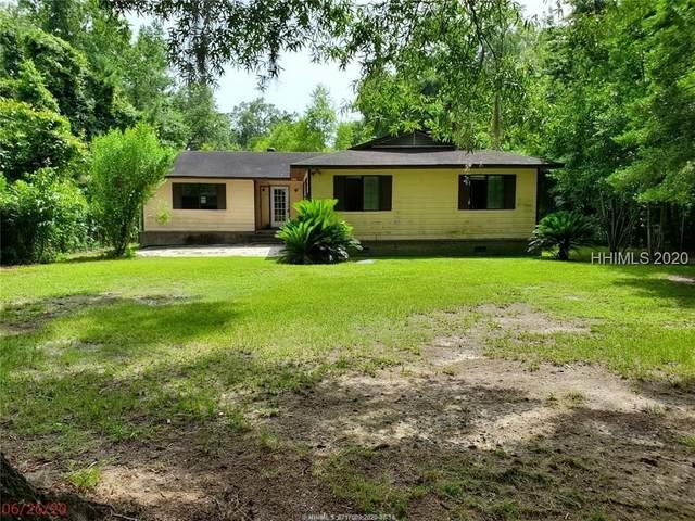 664 Wiggins Road, Green Pond, SC 29446 (MLS #404963) :: Southern Lifestyle Properties