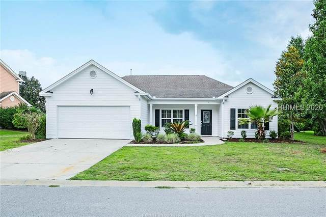 18 Station Loop, Bluffton, SC 29910 (MLS #404965) :: Beth Drake REALTOR®