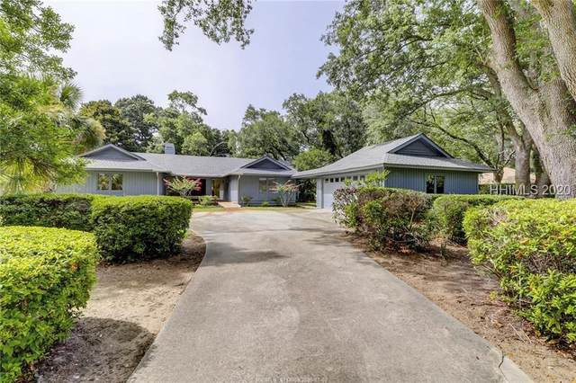129 Coggins Point Road, Hilton Head Island, SC 29928 (MLS #404969) :: Collins Group Realty