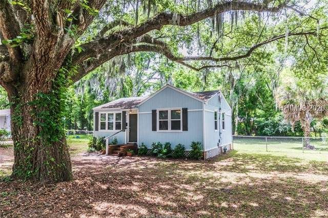 164 James Street, Beaufort, SC 29902 (MLS #404983) :: Southern Lifestyle Properties