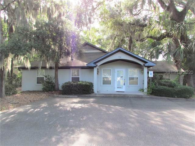 34 Sams Point Road, Beaufort, SC 29907 (MLS #404995) :: Coastal Realty Group