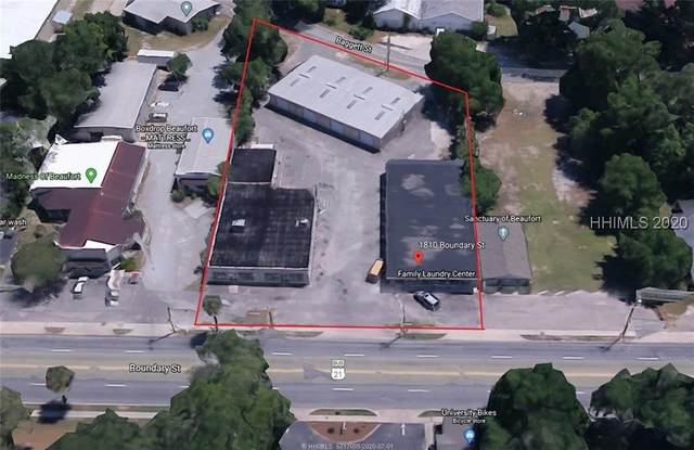 1810 Boundary Street, Beaufort, SC 29902 (MLS #405033) :: The Alliance Group Realty