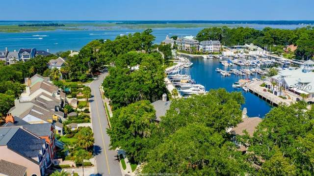 F26 Boatslip in Windmill Harbour, Hilton Head Island, SC 29926 (MLS #405047) :: Collins Group Realty