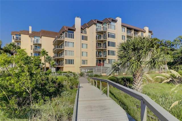 251 S Sea Pines Drive #1901, Hilton Head Island, SC 29928 (MLS #405058) :: Hilton Head Dot Real Estate