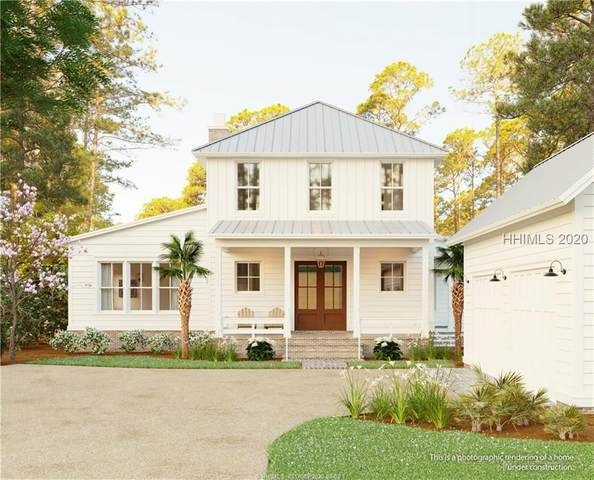75 Hunting Lodge Road, Bluffton, SC 29910 (MLS #405063) :: Southern Lifestyle Properties