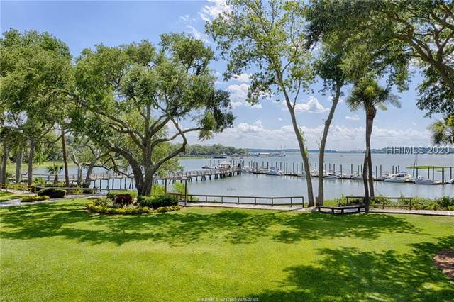 6 Village North Drive #8, Hilton Head Island, SC 29926 (MLS #405065) :: Collins Group Realty