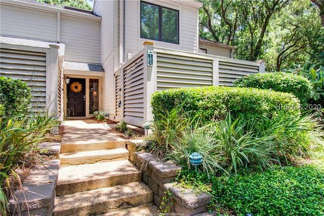 68 Plantation Drive #203, Hilton Head Island, SC 29928 (MLS #405067) :: Collins Group Realty