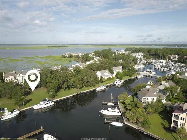 84 Harbour Passage, Hilton Head Island, SC 29926 (MLS #405077) :: Hilton Head Dot Real Estate
