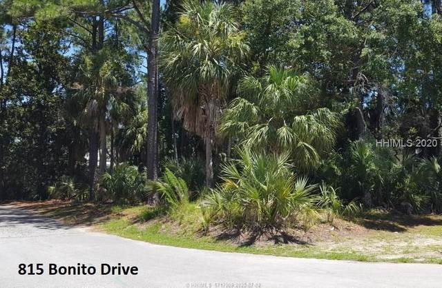 815 Bonito Drive, Fripp Island, SC 29920 (MLS #405084) :: The Alliance Group Realty