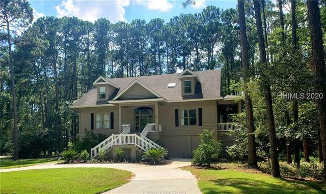 18 Oglethorpe Lane, Hilton Head Island, SC 29926 (MLS #405100) :: Judy Flanagan
