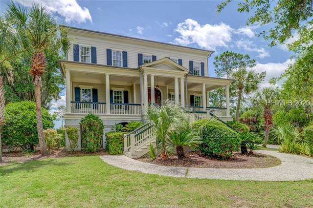 4 Honors Court, Bluffton, SC 29910 (MLS #405110) :: Beth Drake REALTOR®