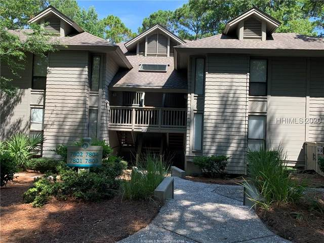 20 Carnoustie Road #7801, Hilton Head Island, SC 29928 (MLS #405121) :: Judy Flanagan