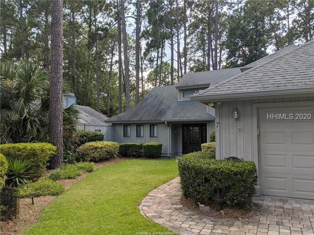 7 Field Sparrow Road, Hilton Head Island, SC 29926 (MLS #405133) :: Hilton Head Dot Real Estate