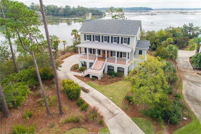 107 Sunset Court, Beaufort, SC 29902 (MLS #405159) :: The Alliance Group Realty