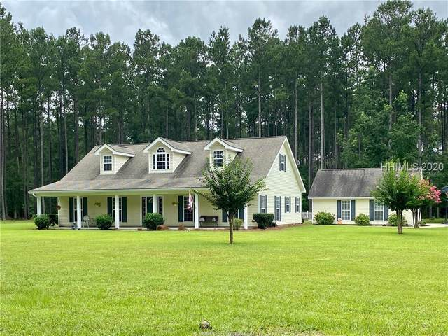1982 Honey Hill Circle, Ridgeland, SC 29936 (MLS #405169) :: The Coastal Living Team