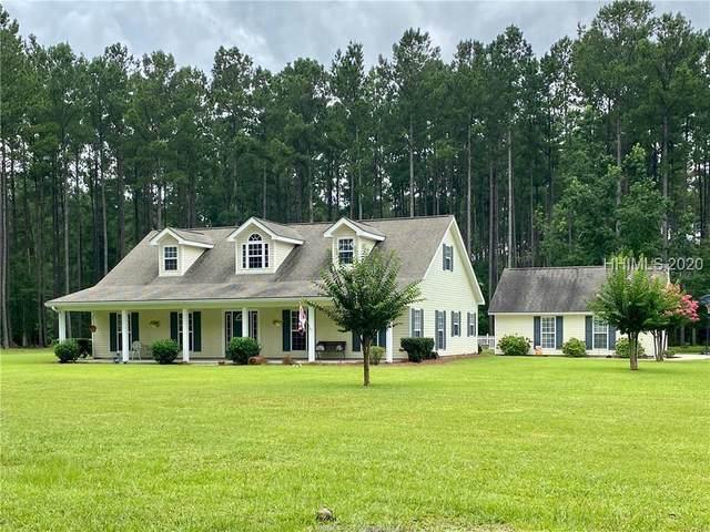 1982 Honey Hill Circle, Ridgeland, SC 29936 (MLS #405169) :: Coastal Realty Group