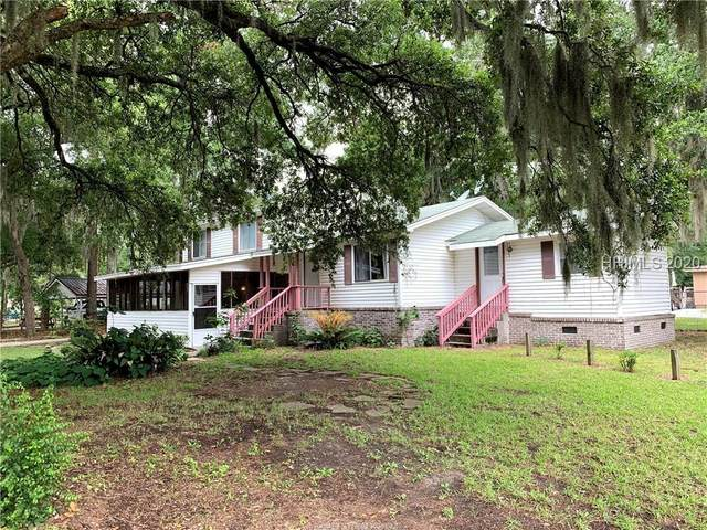 6 Milledge Village Road, Beaufort, SC 29906 (MLS #405170) :: Coastal Realty Group