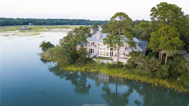 7 Long Marsh Lane, Hilton Head Island, SC 29928 (MLS #405177) :: Hilton Head Dot Real Estate