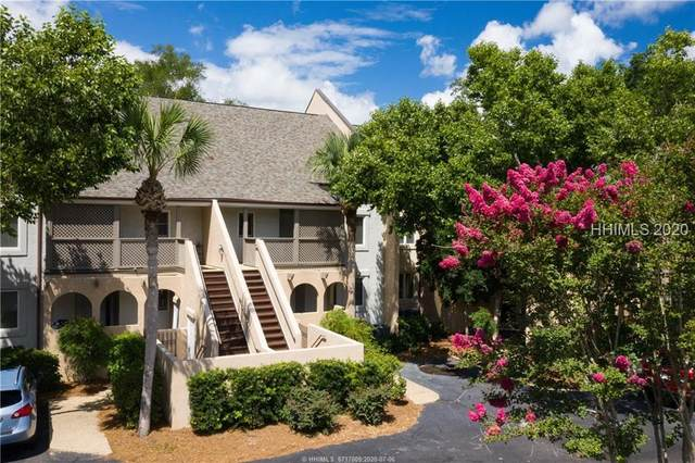 100 Colonnade Road #154, Hilton Head Island, SC 29928 (MLS #405179) :: The Coastal Living Team